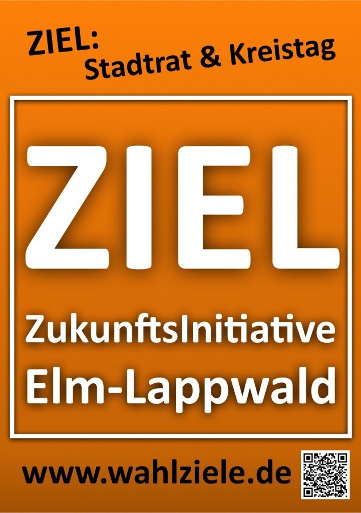 wahlZIELe - cover
