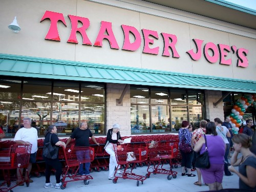 The 22 least healthy things you can buy at Trader Joe's