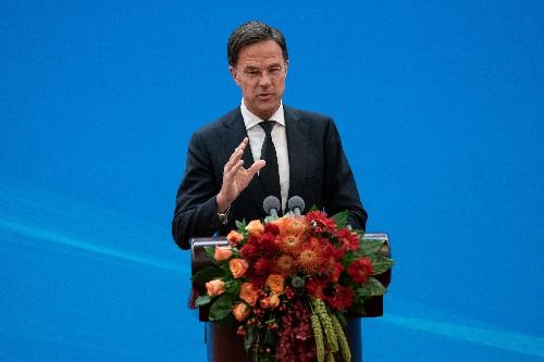 Dutch PM says China has stuck to climate goals despite economy, trade war