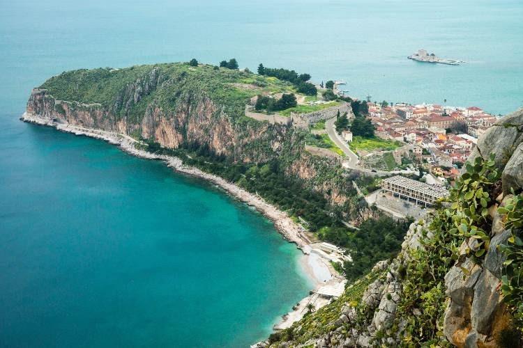 A road trip in the Peloponnese