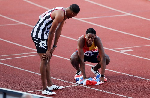 Athletics: Britain's Edoburun criticises Coleman after U.S. doping agency charges