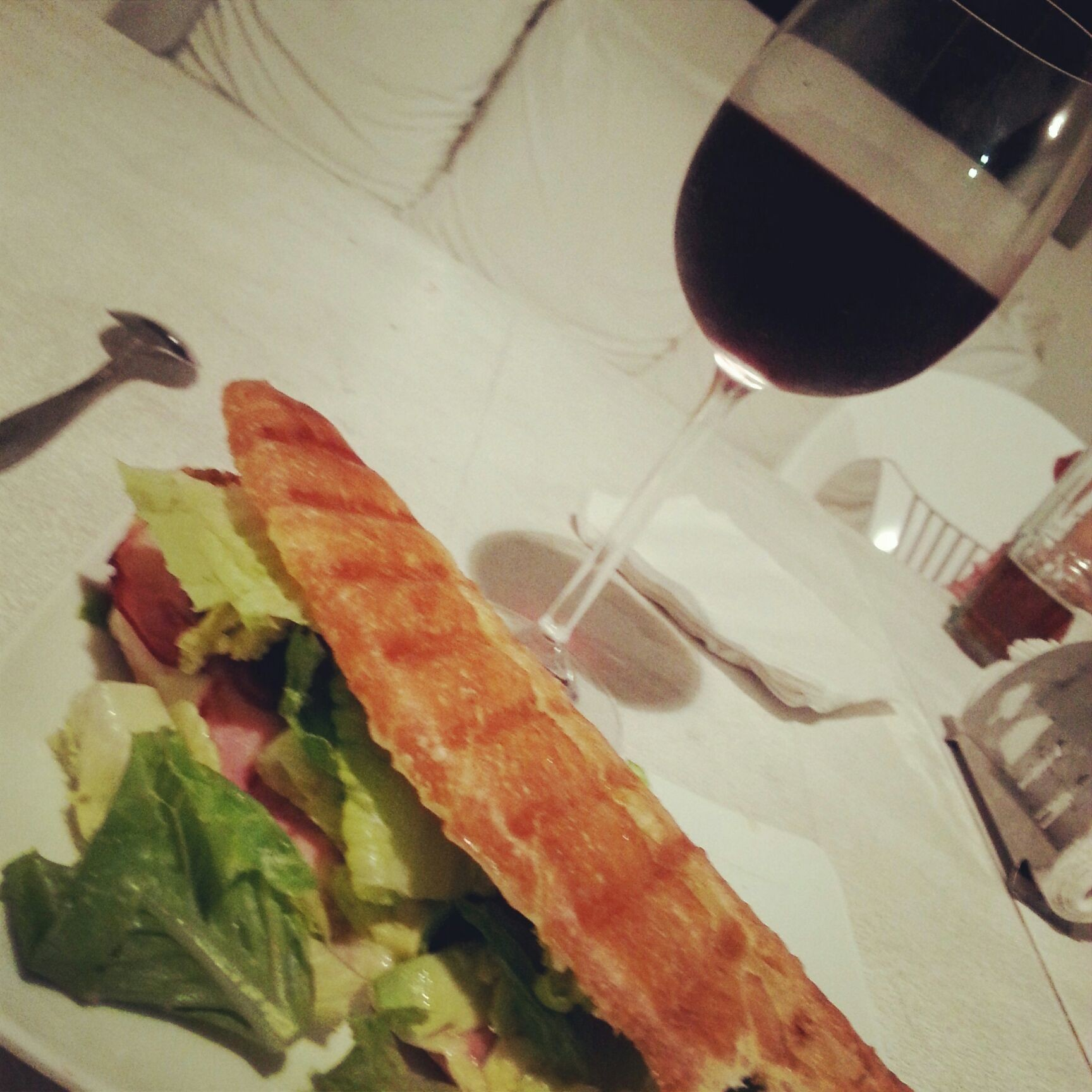 what a panini #paris #receipe #foodporn