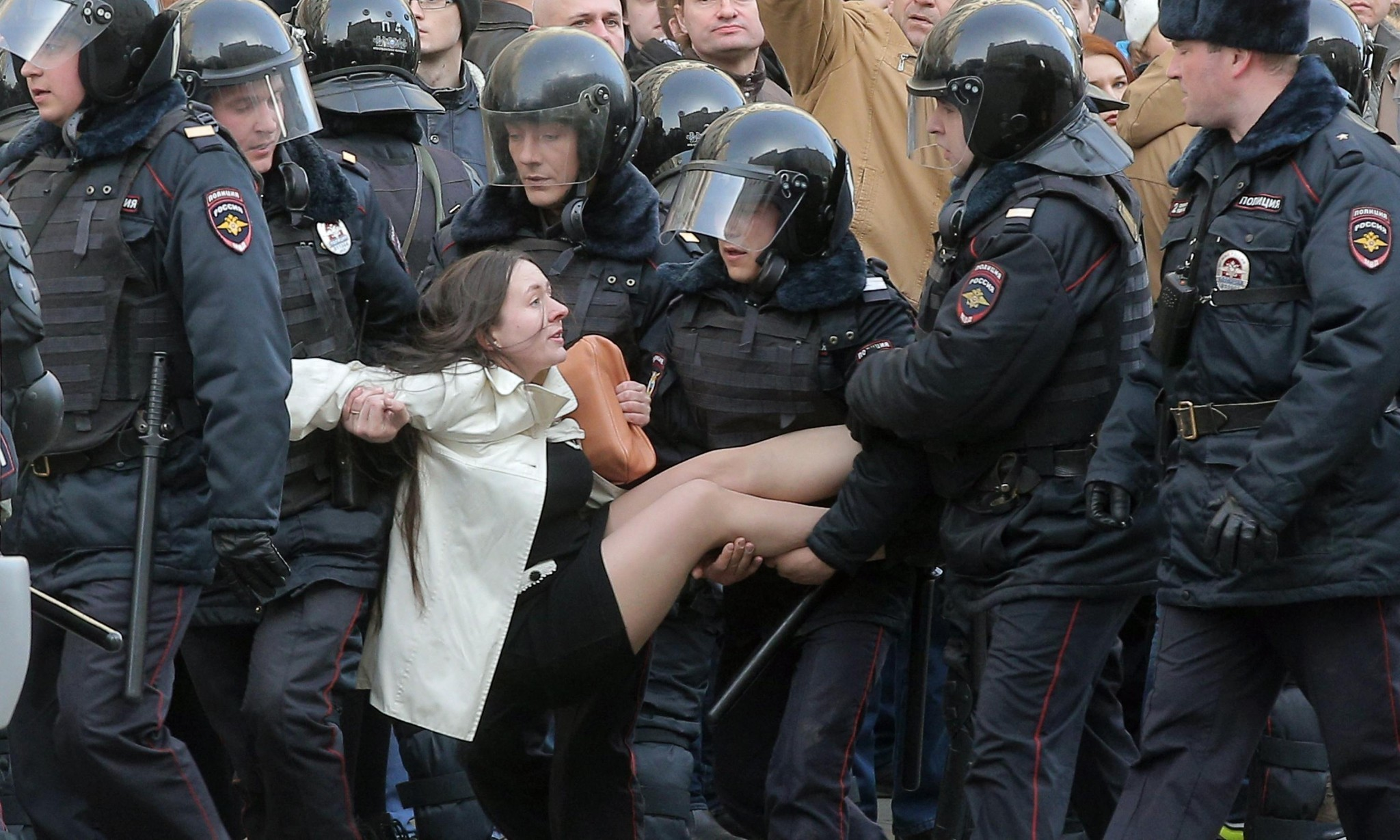 Unequal Russia: is anger stirring in the global capital of inequality?