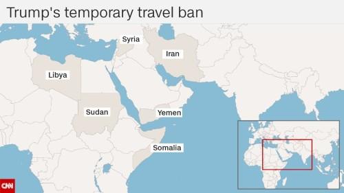 Travel ban 2.0 set to begin Thursday
