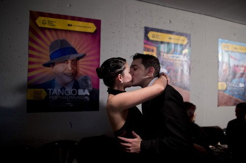 World Tango Championship in Buenos Aires