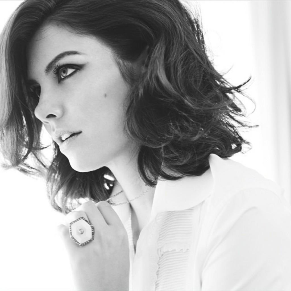 Lauren cohan - Magazine cover