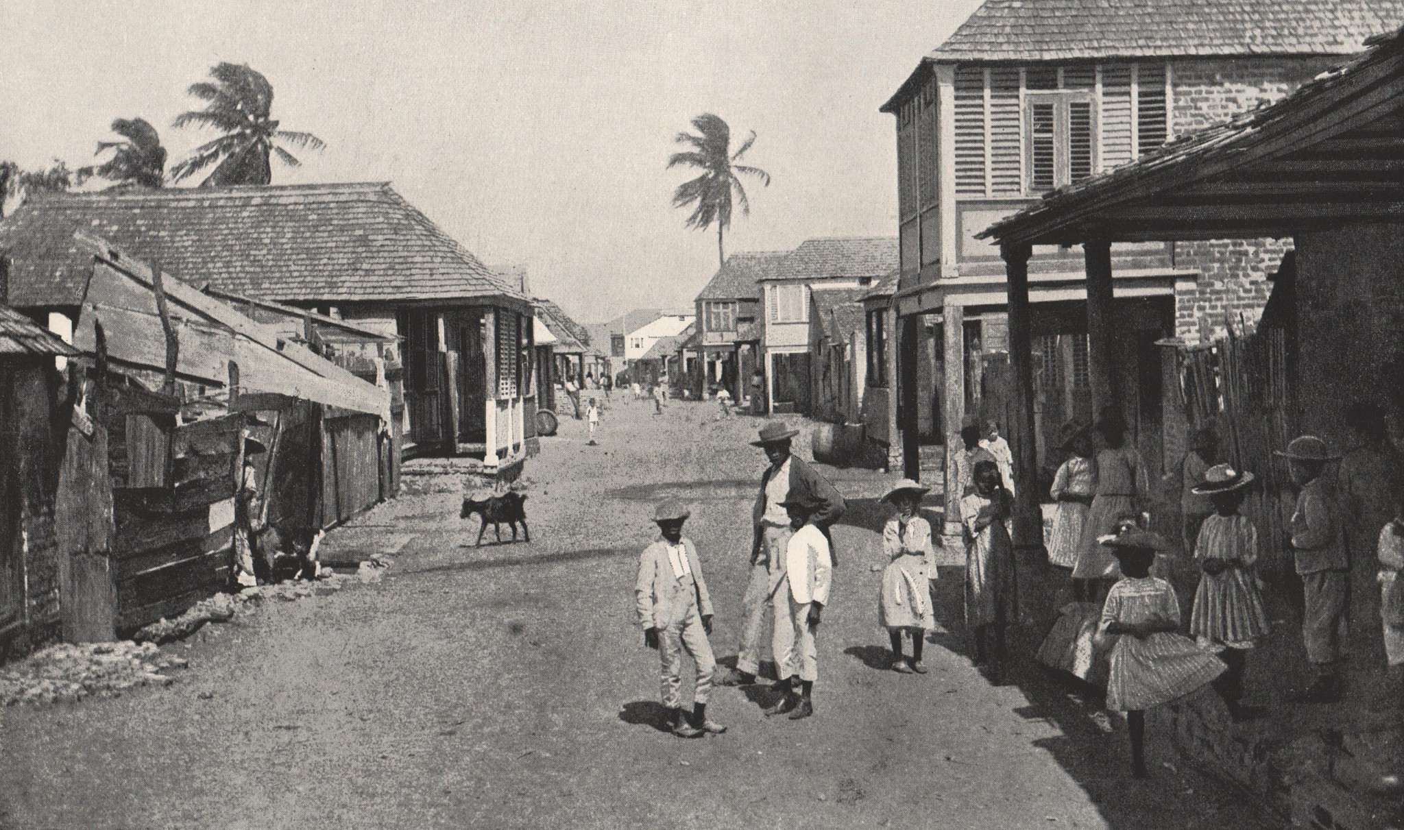 Story of cities #9: Kingston, Jamaica – a city born of 'wickedness' and disaster