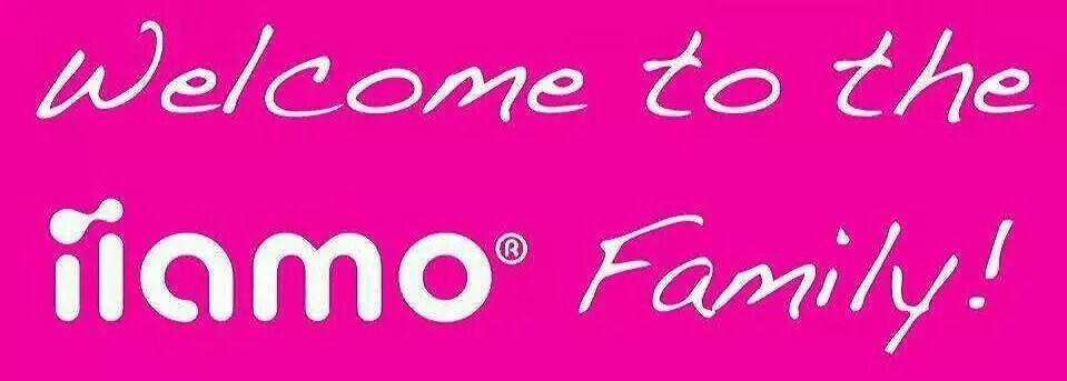 "Wishing all our valued new members and Fans a warm ""Welcome to the iiamo Family!"" #iiamoSA #kids #babybottle #babyshoweridea #karimrashid"