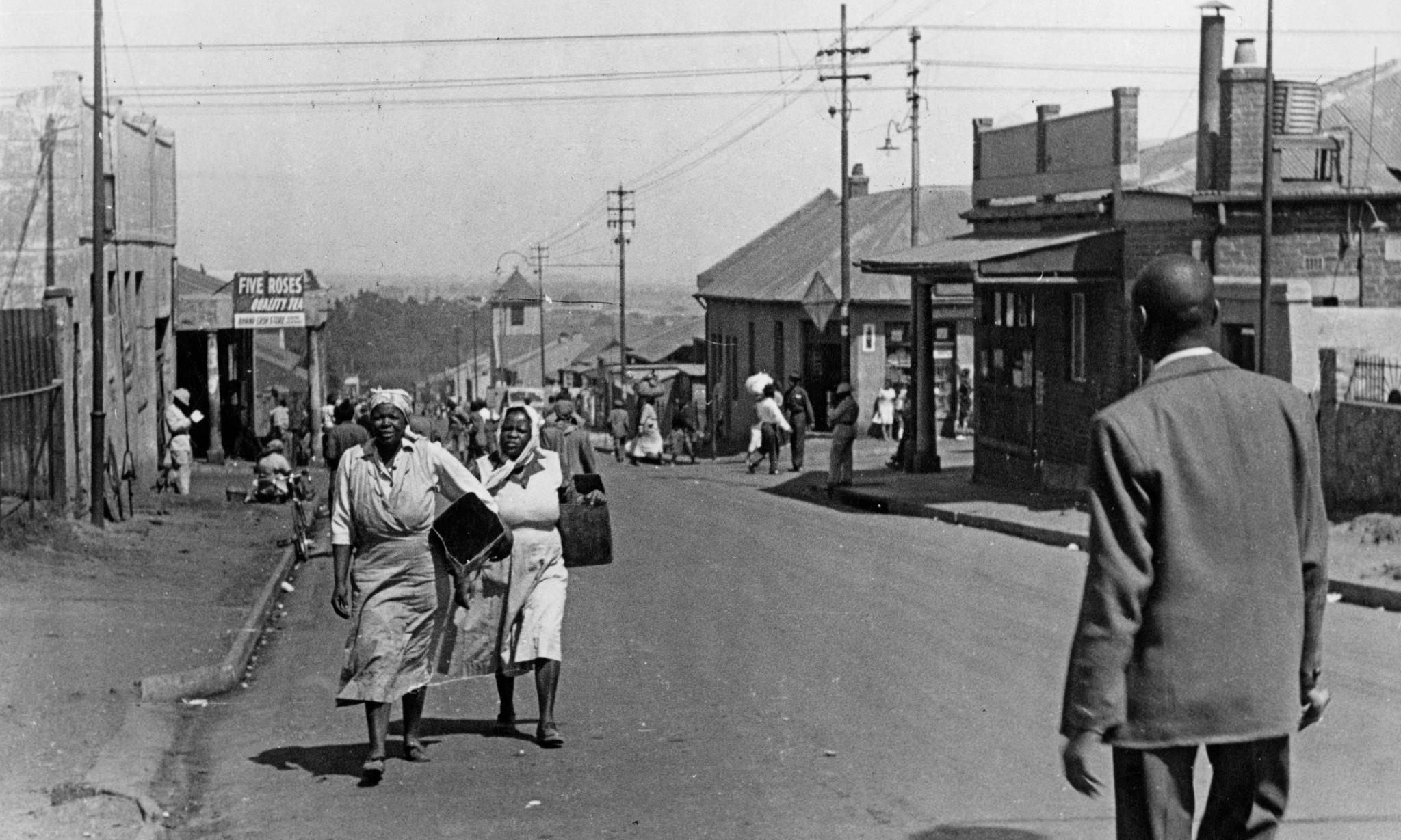 Story of cities #19: Johannesburg's apartheid purge of vibrant Sophiatown