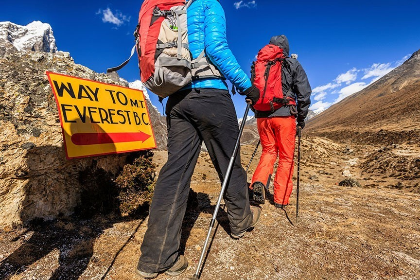 Ask an expert: Jo Bradshaw on how to pack for the Himalayas