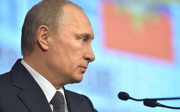 Vladimir Putin condemns 'shameful' political crimes after Boris Nemtsov killing