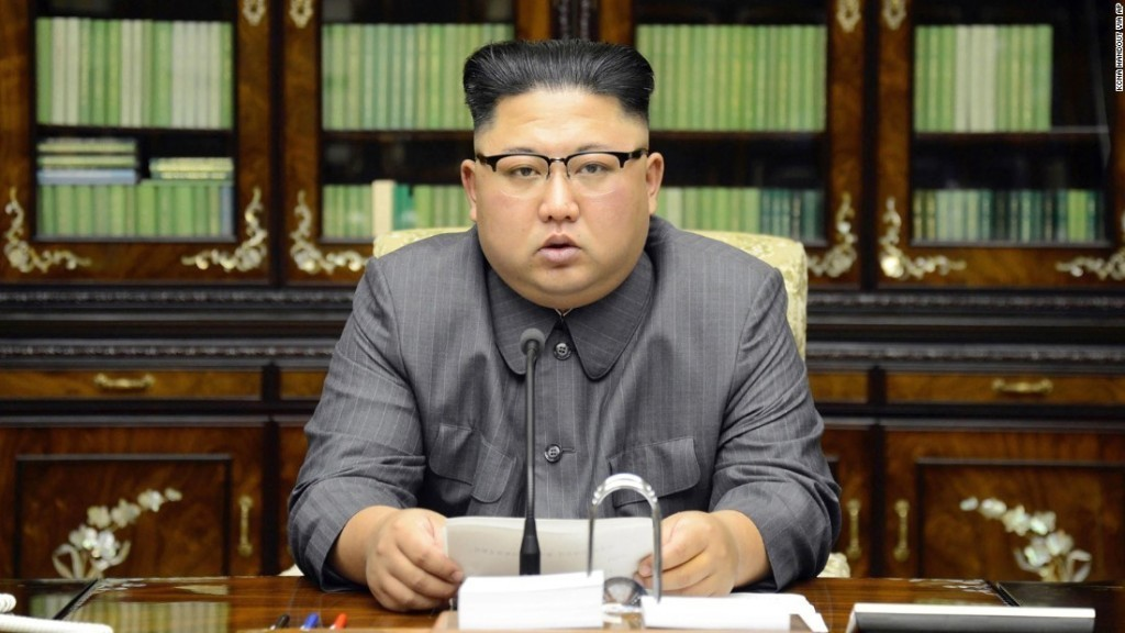 North Korea official to UN: Trump on a suicide mission