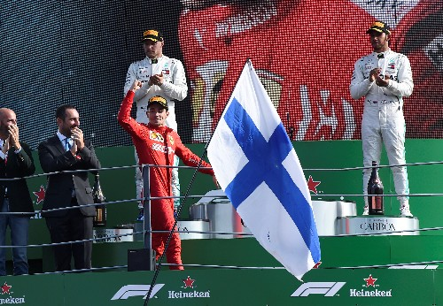 Motor racing: Winning in Italy for Ferrari exceeds all dreams, says Leclerc