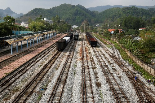 Vietnam tightens security at border station ahead of Kim Jong Un visit
