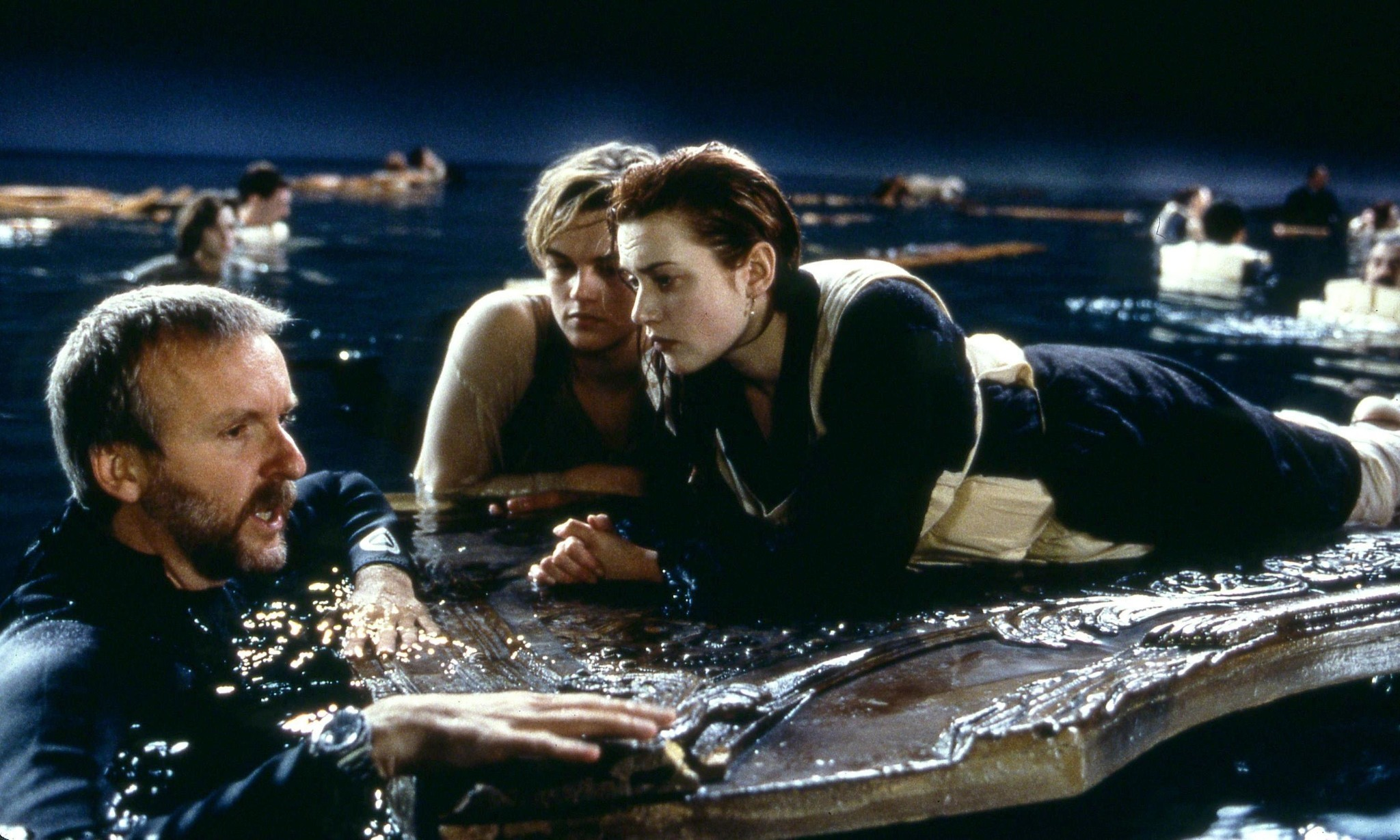 Kate Winslet breaks silence on Titanic raft ending: 'He could have actually fit'