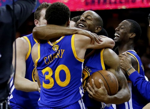 Warriors Win NBA Title: Pictures