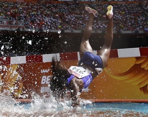 World Athletics Championships Day 3: Pictures