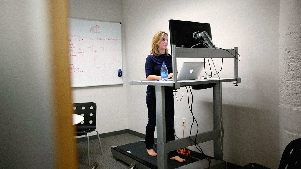 Treadmill Desks Aren't Just Healthier, They'll Also Boost Your Work Performance