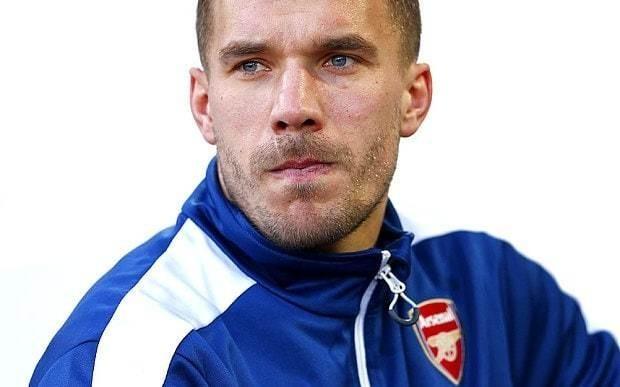 Arsenal transfer news: Arsene Wenger says Inter Milan are 'a joke' after Serie A side's pursuit of Lukas Podolski