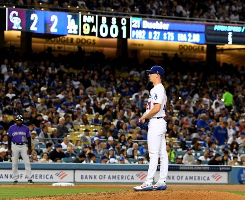 Dodgers to extend netting after latest fan injury