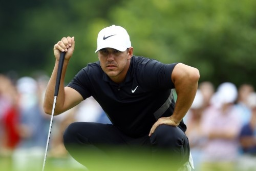 Golf: Koepka shows himself human with final round fade in Atlanta