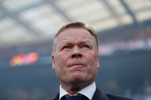 Soccer: Netherlands not ready for titles yet says coach Koeman