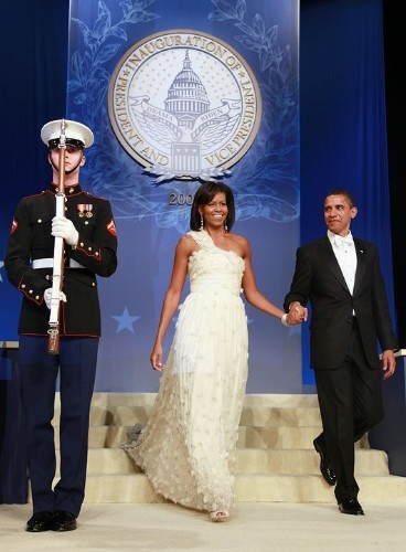 5 Fashion Designers on Dressing First Lady Michelle Obama
