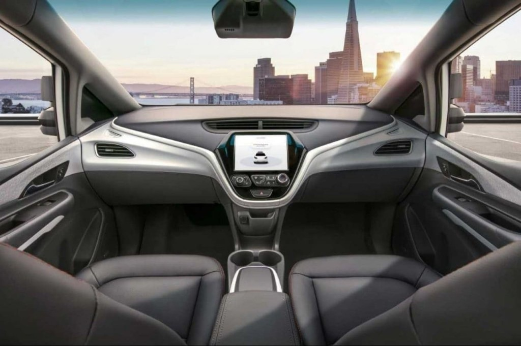 GM's latest car gives up steering wheels, pedals — and human control