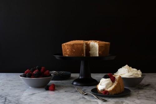 Angel Food Cake Recipe on Food52