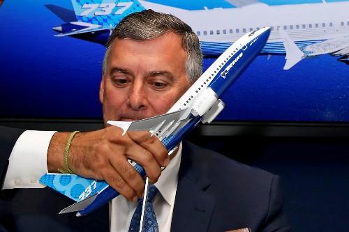 Boeing ousts senior executive as 737 MAX crisis grows
