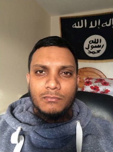 An ISIS supporter has been convicted for plotting to kill US troops in England