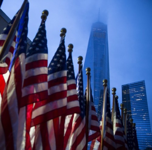 Remembering Sept. 11 in Pictures