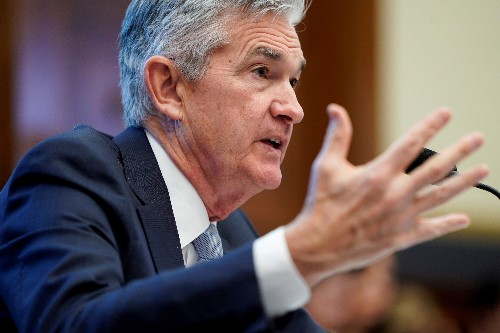 Trump not taking action against Fed chair Powell: White House adviser