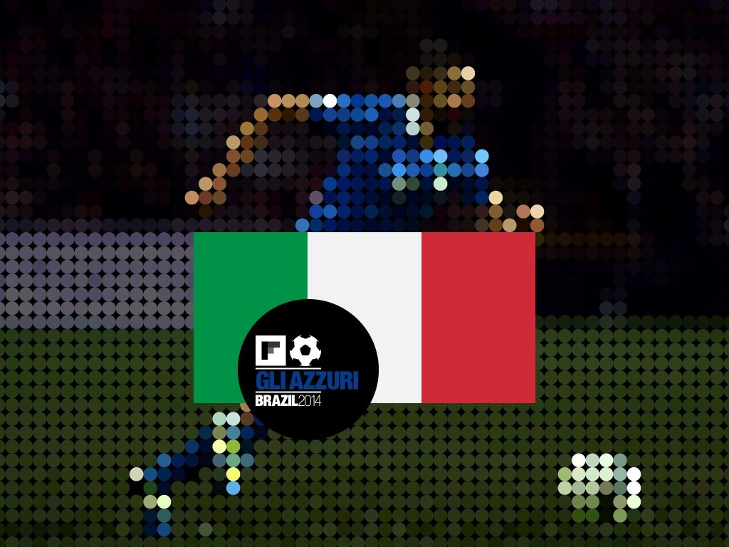 Italy: World Cup 2014 - cover