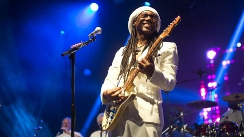 Nile Rodgers Revives Chic For Funky New Single 'I'll Be There'