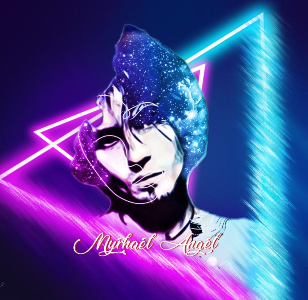 MYRHAEL ANGEL - cover