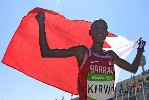 Athletics: Olympic marathon silver medallist Kirwa suspended for doping
