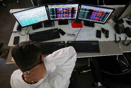 Nifty, Sensex end higher after swift change of guard at RBI