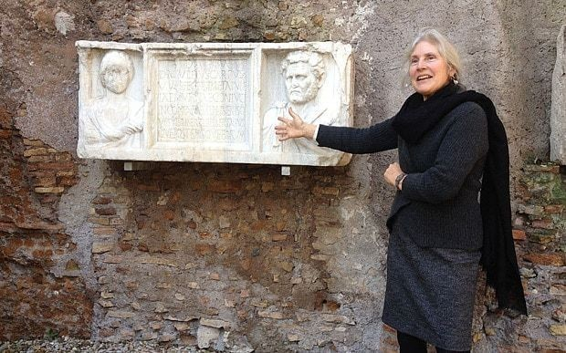 Ancient Roman statues emerge from British ambassador's garden in Rome