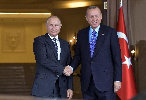 Russia's Putin discussed situation in Syria's Idlib with Turkey's Erdogan: RIA