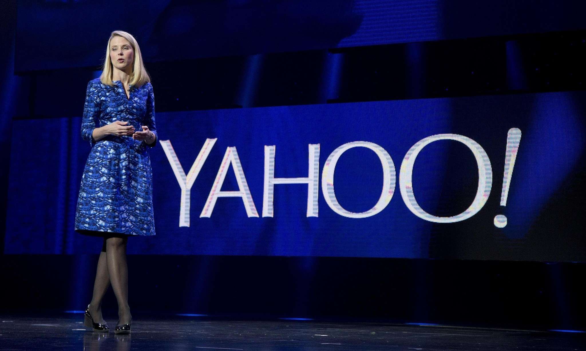 Yahoo cutting workforce by 15% after announcing $4.4bn loss