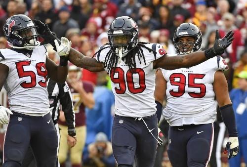 Reports: NFLPA filing grievance vs. Texans on Clowney's behalf