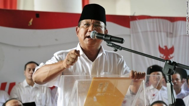 Winner of Indonesia presidential race breaks the mold