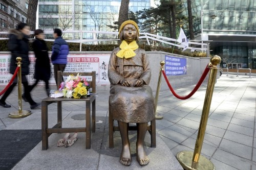 Film depicting horrors faced by comfort women for Japan army tops Korea box office