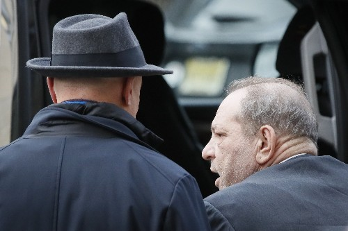 Weinstein jury indicates it is split on most serious counts
