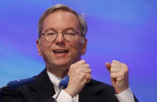 Former Google CEO Schmidt to head new Pentagon innovation board