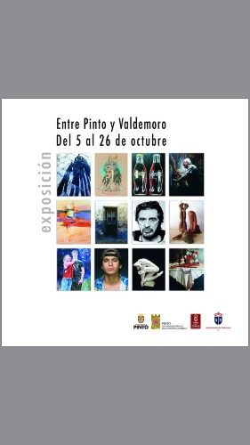 """""""Torsion"""" de Manuel Fendez en exposición colectiva Entre Pinto y Valdemoro"""
