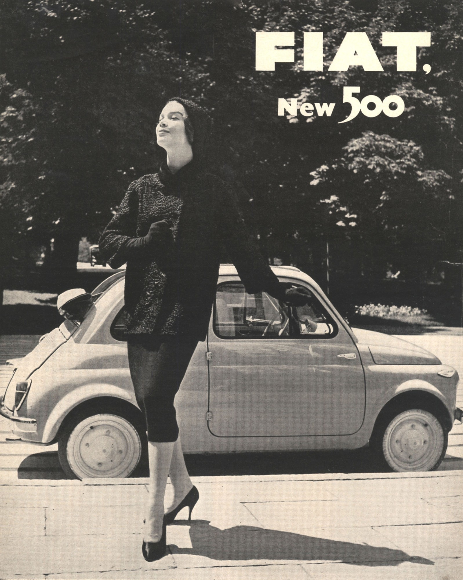 A Love Letter to the Fiat 500: The New Popemobile