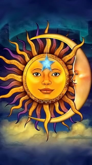 Moon Stars & Sun - Cover