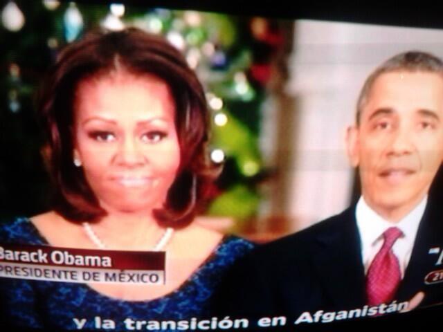 No mms osea como. .. presidente de ... ¿México?